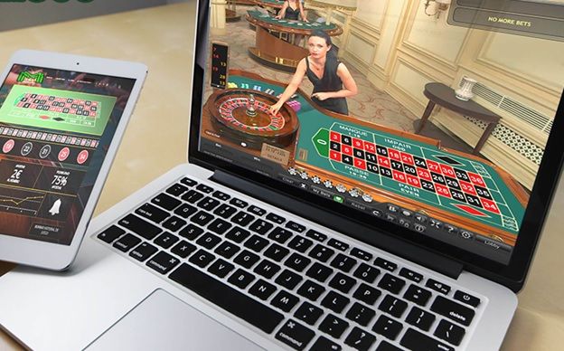 Singapore Online Casino Game - Live Roulette